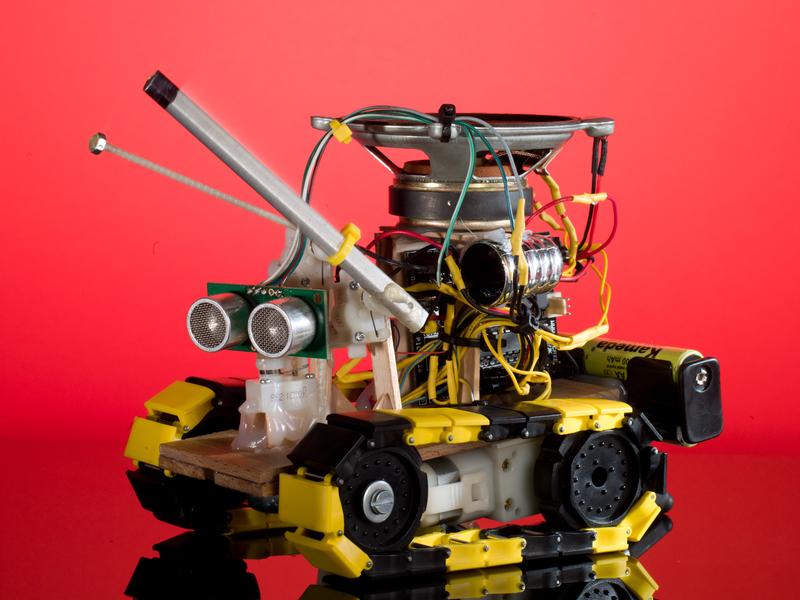 Yellow Drum Machine