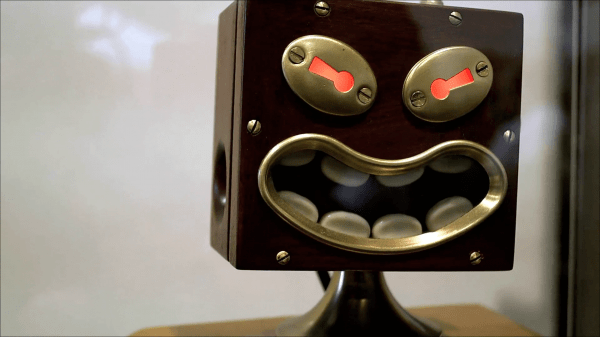 Nemo Gould's Homunculus Sculpture (video)