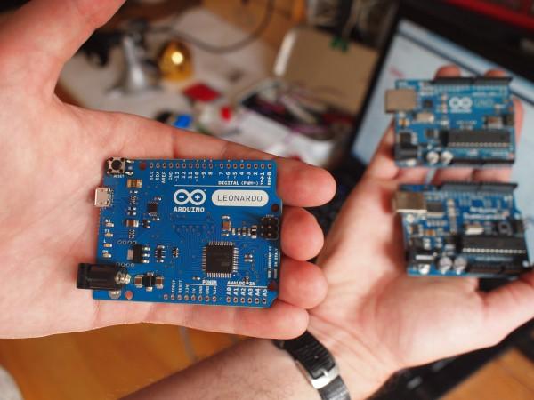Arduino Leonardo Opens Doors to Product Development