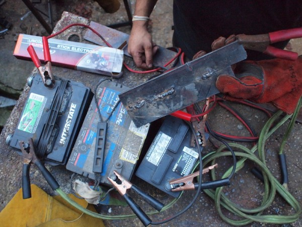 How-To: Car Battery Welding