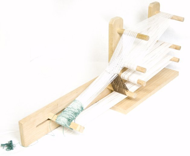 How To: Build an Inkle Loom