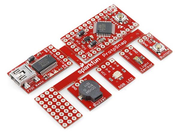 New in the Maker Shed: ProtoSnap Pro Mini