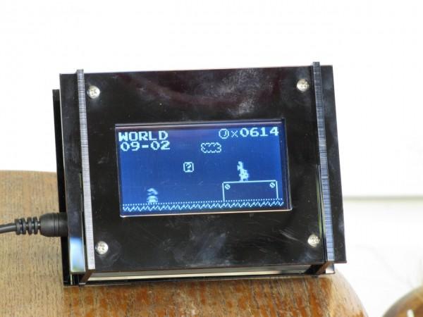 Monochron Clock Kit – Sylvia's Mini Maker Show