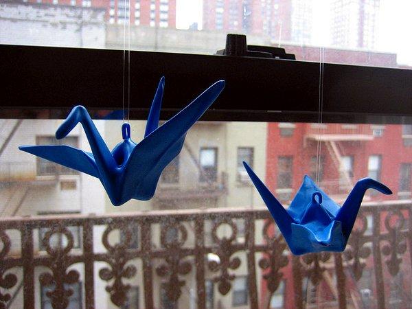 Rubberized Origami