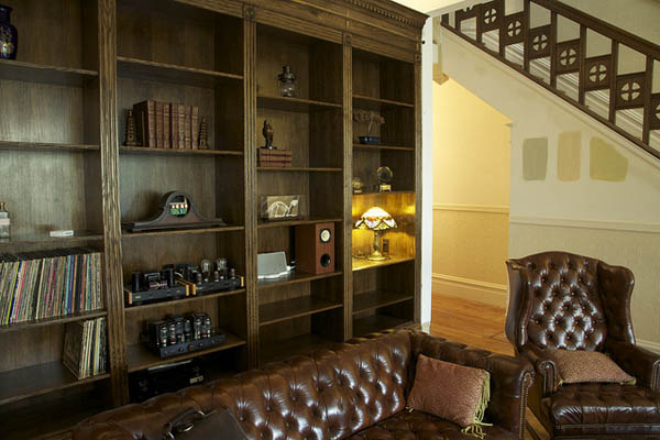 How-To: Build A Victorian Library