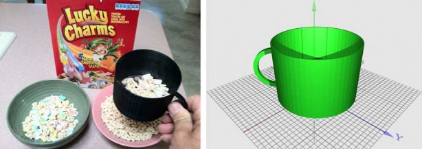 Thing I Must Print Immediately: Lucky Charms Cereal Sifter