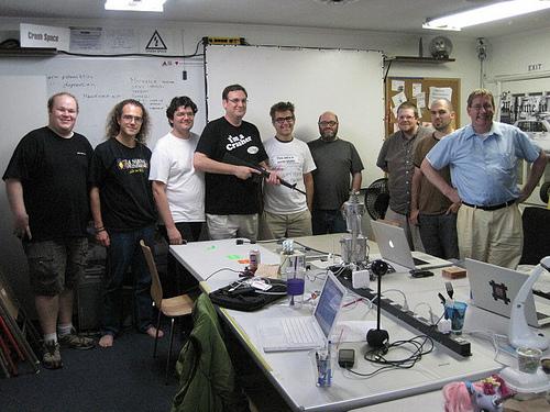 """Hackerspace Happenings: """"Hackerspaces in Space"""" Goes Kickstarter"""