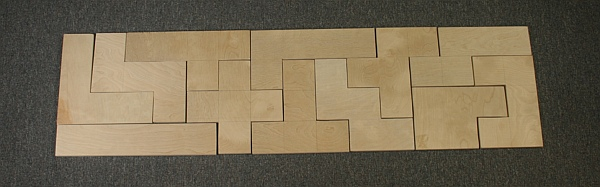 Math Monday: Make Your Own Pentominoes!