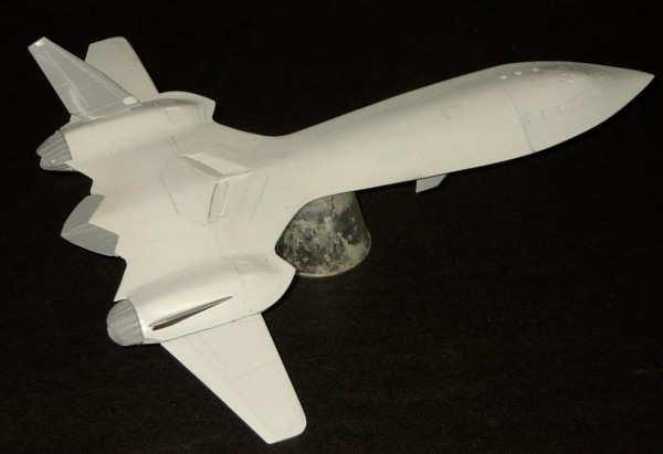 Scratchbuilt: Model Masters for Fantastic Plastic