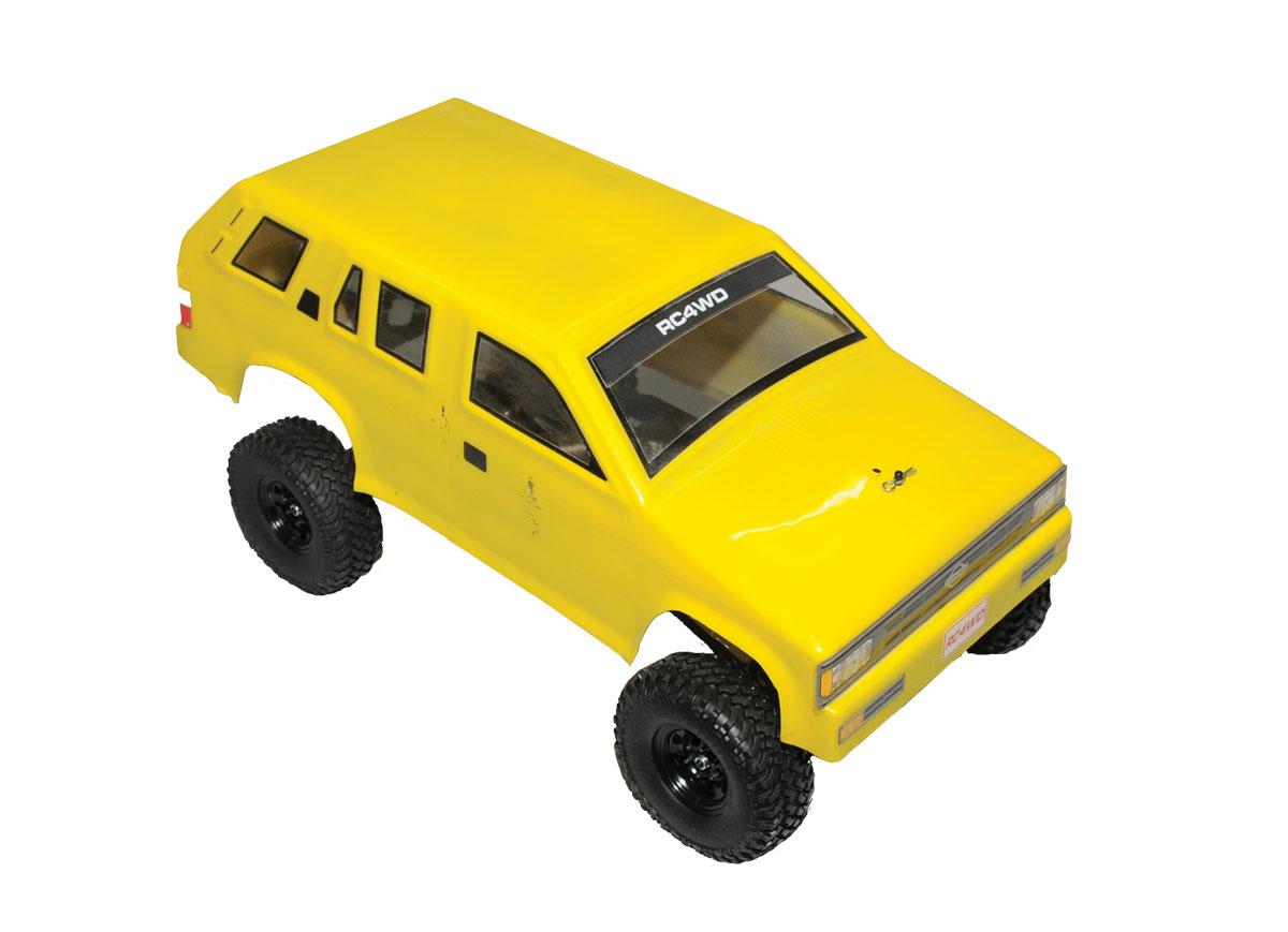 Trail Finder Truck
