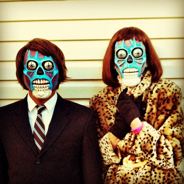 perfect they live costumes make - Borg Halloween Costume
