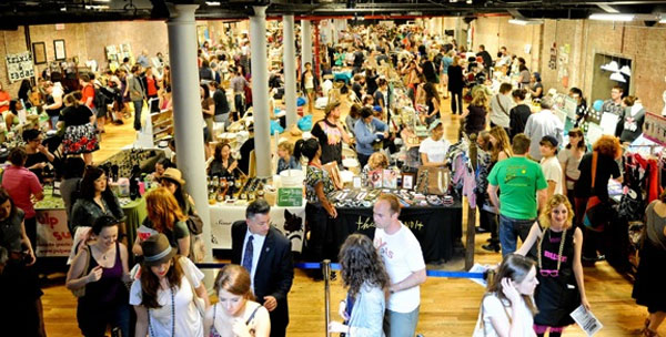 Announcing the 7th Annual BUST Magazine Craftacular and Food Fair Holiday