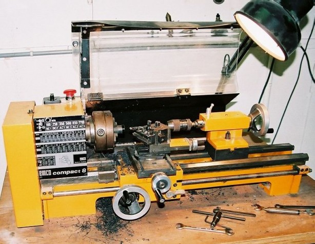 Terminology of the Lathe