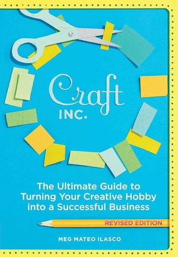 Starting Your Own Craft Biz? Q&A with Craft Inc. Author Plus Contest