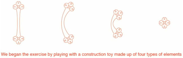 Generative Construction Toy