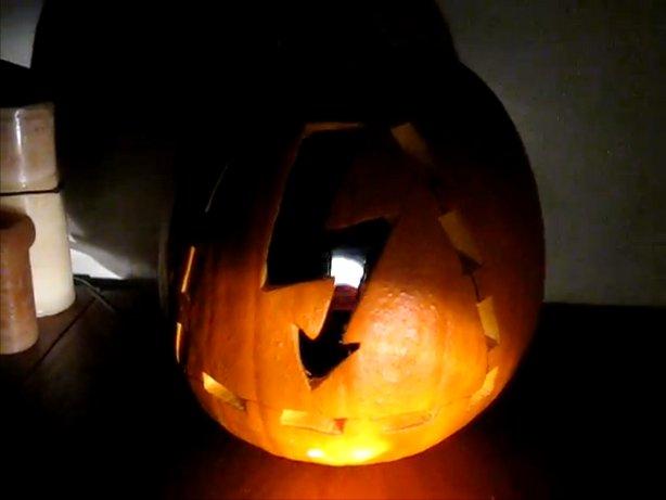 """Jacob's Lantern"""
