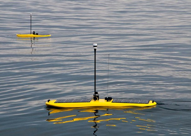 Autonomous Ocean-Crossing Robots Launched