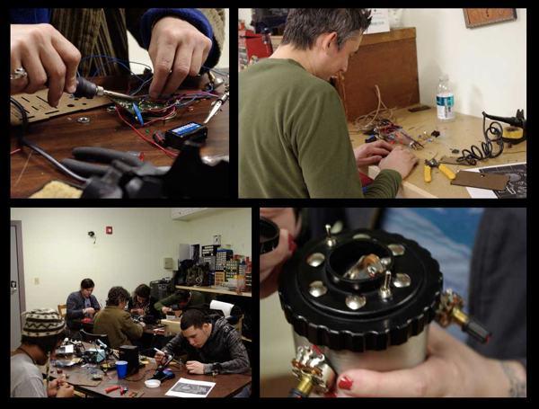 Hardware Hackathon in Providence, RI on January 28-29
