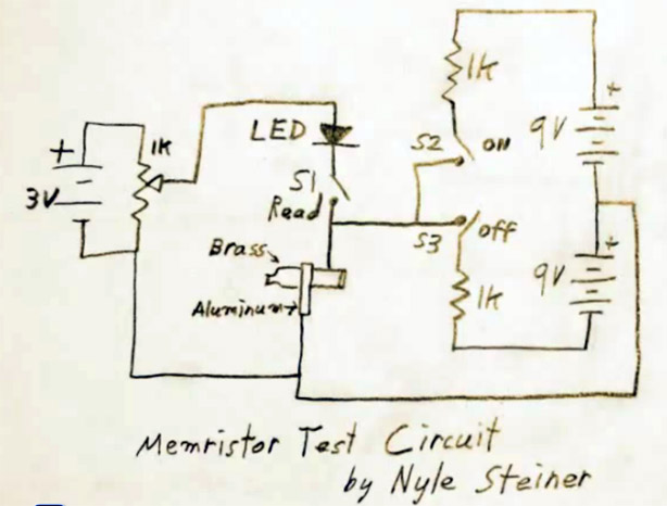 How-To:  Homemade Memristor