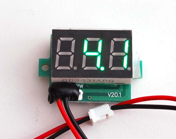 New in the Maker Shed: Mini Volt Meter