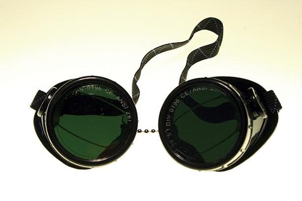 How-To:  Prescription Goggles