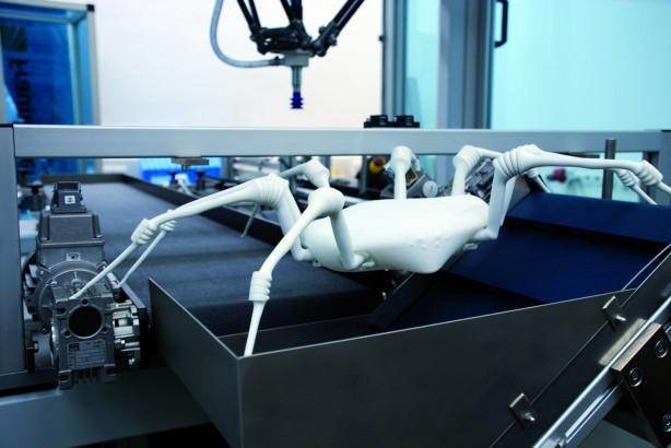 Printable Robot Spider