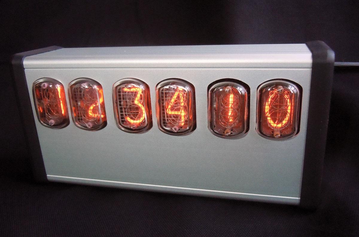 IN12 6 Tube Nixie Clock Kit