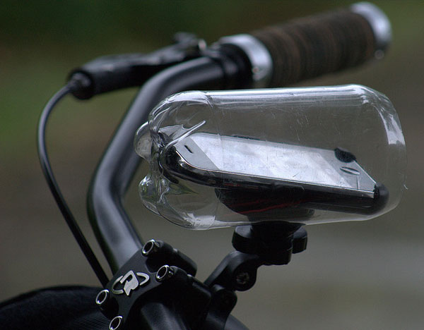 Weather Resistant Smartphone Holder