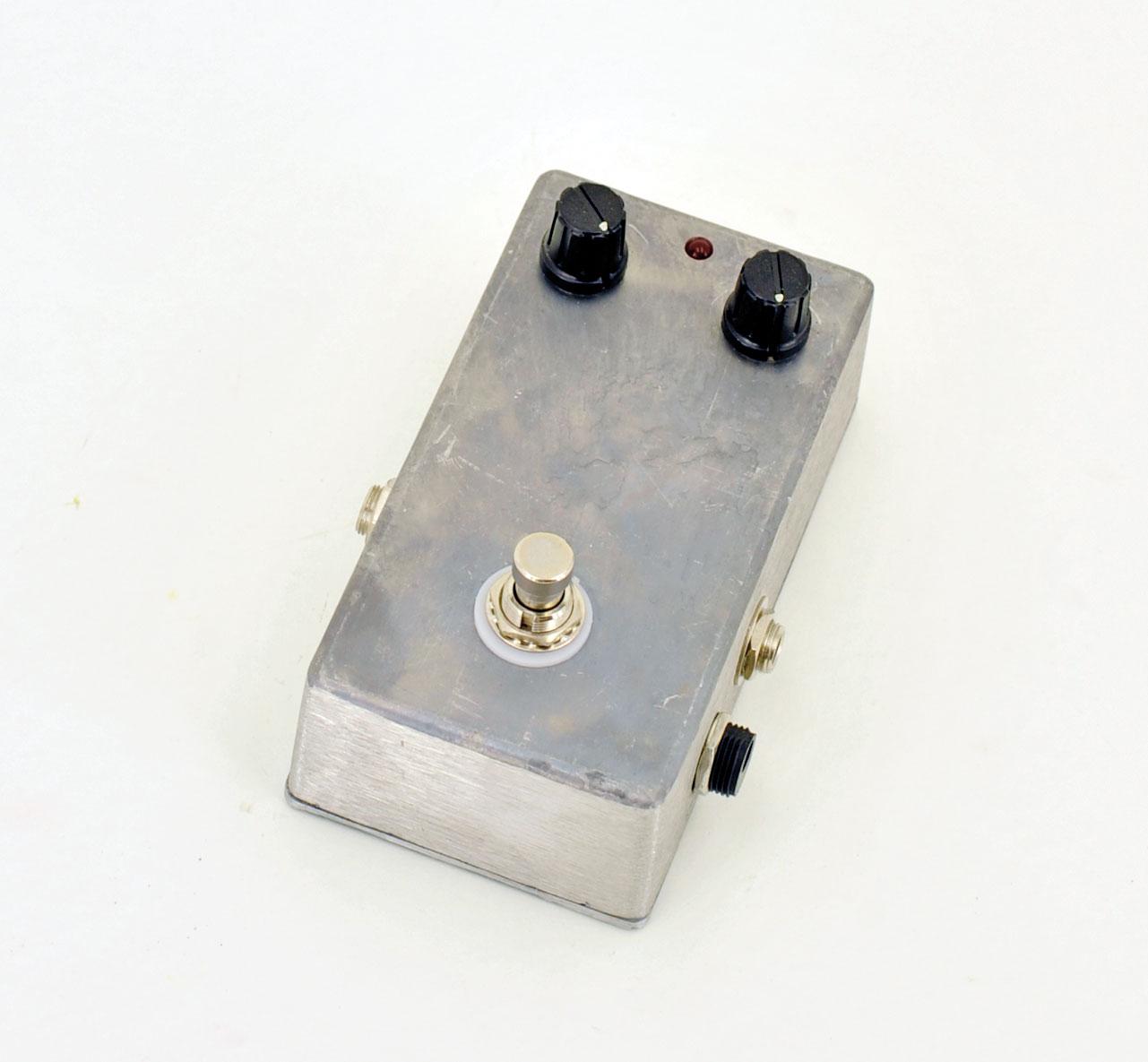 E.S.V. Fuzz pedal