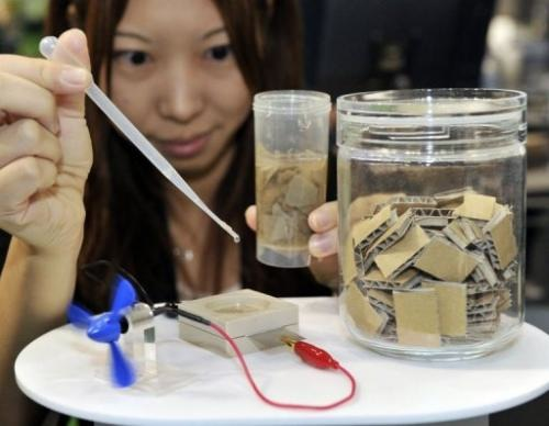 """News From The Future – """"Termite Batteries"""""""
