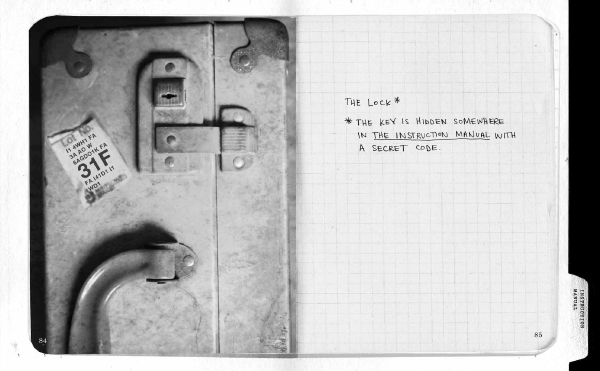 Secret Santa: Laura Cochrane — Finish This Book