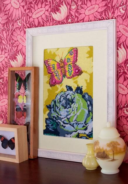 Anna Maria Horner's New Needlepoint Kits