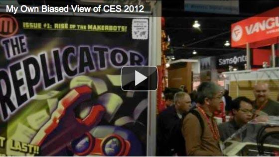 Alt.CES: CES 2012 Slideshow