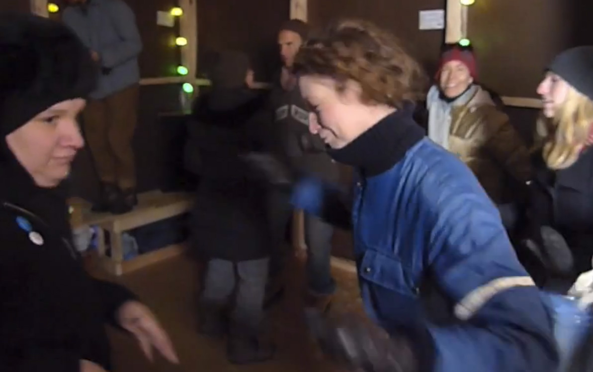 Cut a Rug in the Dance Shanty