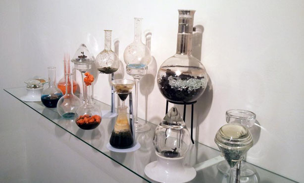 Kim Holleman's Micro-Environments are Very Much Alive