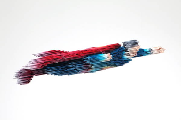 Speedy PVC Sculptures