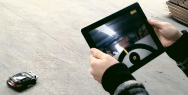 iPad Controlled RC Car