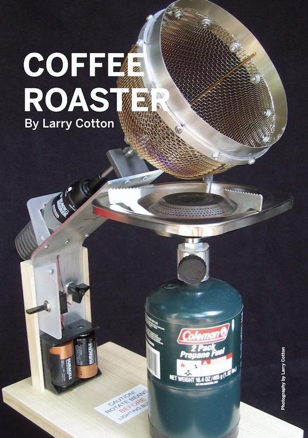 Make: Talk 003 – Larry Cotton, Multi-Maker