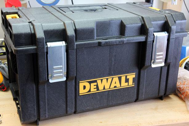 Tool Review: DeWalt Tough Tool Box