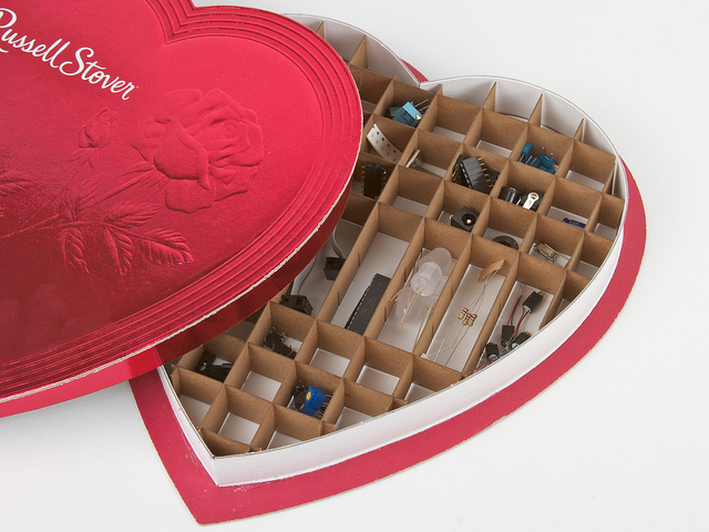 Heart-Shaped Hack Box From Evil Mad Science Labs