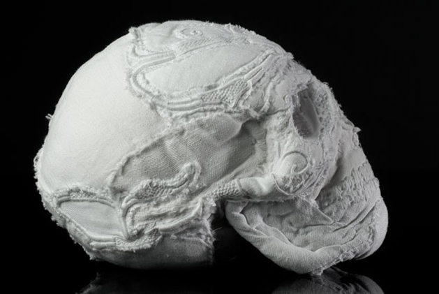 The Anatomical Textile Sculptures of Karine Jollet