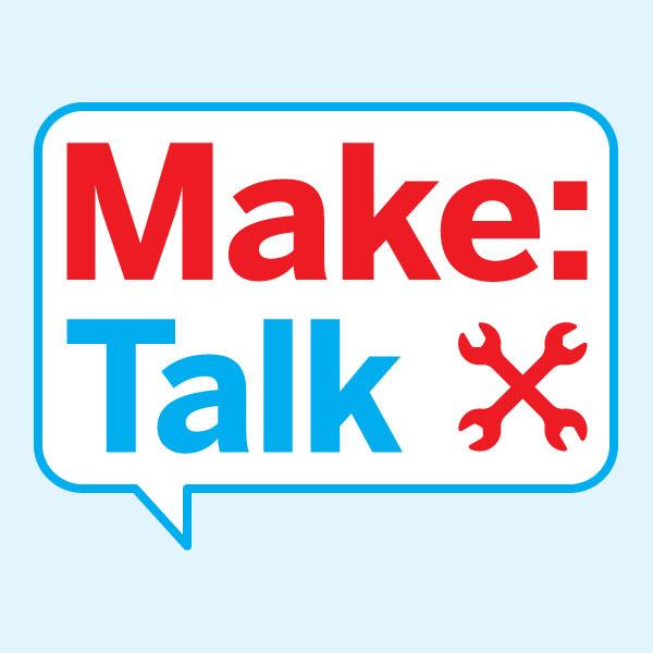 Make: Talk 005 – Carol Reiley, Surgical Roboticist