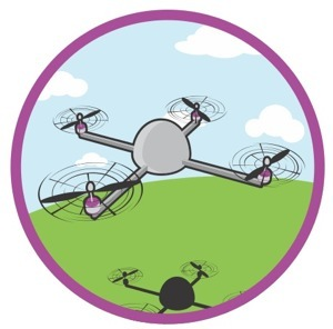 NEWS FROM THE FUTURE – Drones Over U.S. Get OK By Congress