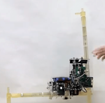 Mobile Building Robot