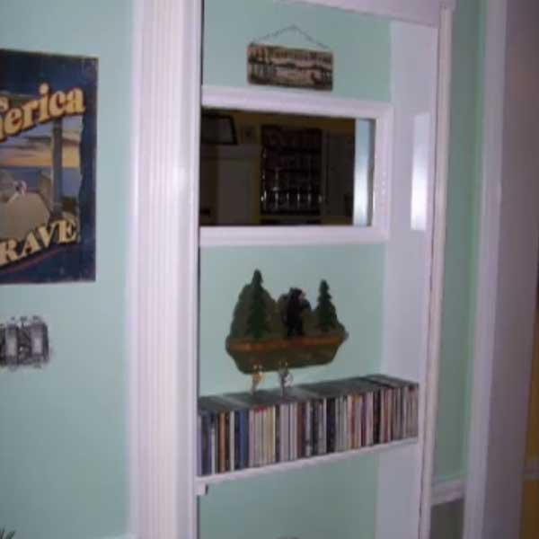 Build a Secret Doorway on a Budget