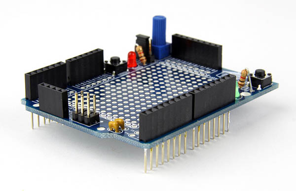 In the Maker Shed: The MakerShield