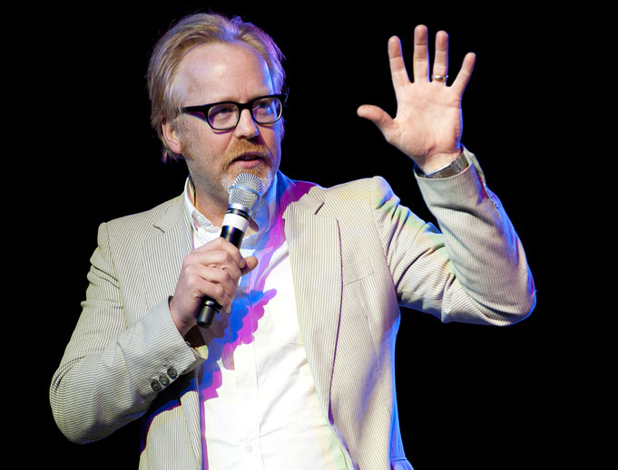 Adam Savage To Speak at Maker Faire Bay Area!