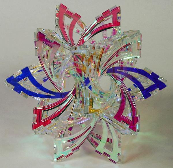 Math Monday: Acrylic Frabjous Kit