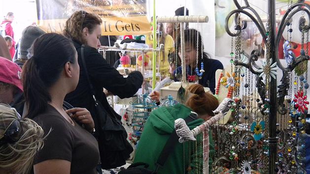 Call for Vendors: Bazaar Bizarre at Maker Faire Bay Area