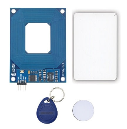In the Maker Shed: RFID Starter Pack